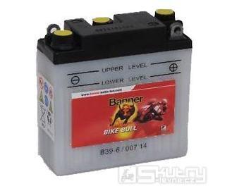 Olověná baterie Banner B39-6