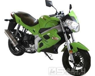 Kingway FENNARI 50 - barva zelená