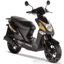 Kymco Agility 50 4T E4 - barva černá