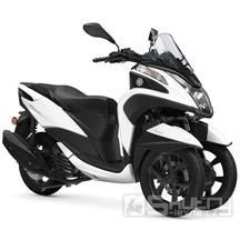 Yamaha Tricity 125 - barva bílá