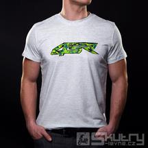 Tričko 4SR Carbon-Camo