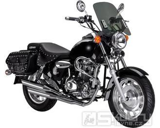 Keeway SUPERLIGHT 150 - barva černá