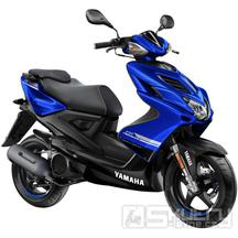Yamaha Aerox 4 - barva modrá