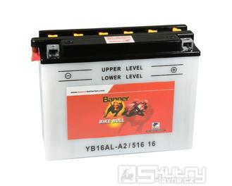 Olověná baterie Banner YB16AL-A2