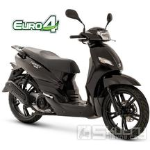 Peugeot Tweet 125i SBC E4 - barva černá