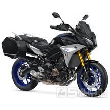 Yamaha Tracer 900 GT - barva černá/stříbrná