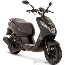 "Peugeot Streetzone Naked 10"" 50i 4T Euro 5 - barva Mad Black"