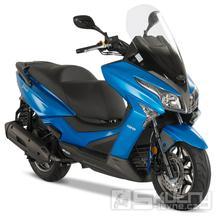 Kymco X-Town 125i ABS E5 - barva modrá