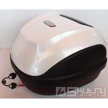 Kufr - Piaggio Liberty 3V Lem - barva bílá (Bianco Perla 566)