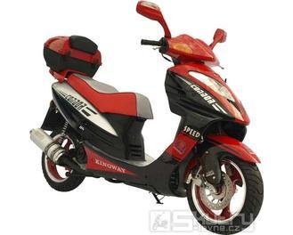 Kingway CONDOR  50 - barva červená