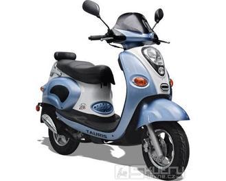 Tauris BRIO 50 4T - barva modrá