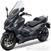 MAXSYM 500 TL - barva černá matná