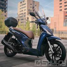 Kymco New People S 125i ABS Euro4 + bonus 3000Kč*
