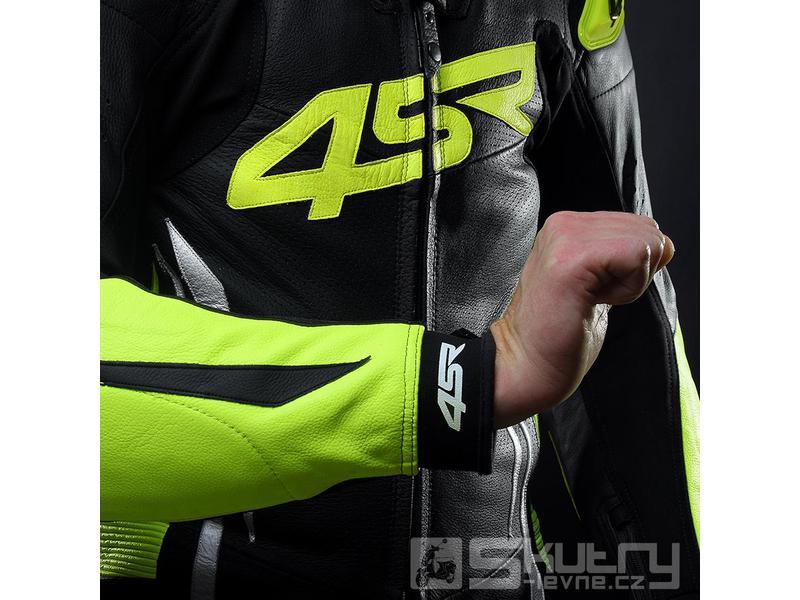 ... Moto kombinéza 4SR Racing Neon - velikost 56 ... e57da459bd