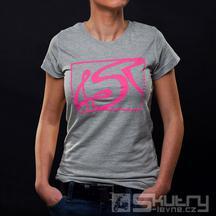 Tričko 4SR Hot Pink II