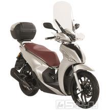 Kymco New People S 150i ABS - barva stříbrná matná
