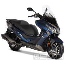 Kymco X-Town 125i ABS E5 - barva tmavě modrá