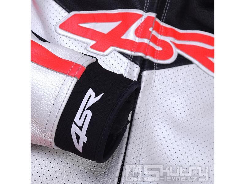 d0ae96c353331 ... Moto kombinéza 4SR Racing Replica Superleggera Red - velikost 48 ...