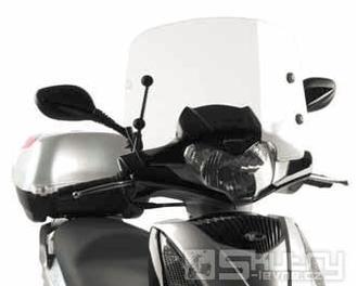 Plexi Speeds - Kymco People GT125i/300i