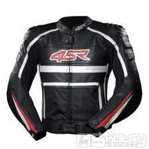 Sportovní moto bunda 4SR TT Replica Black - velikost 50