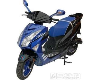 Kingway VARADERO 50 ccm - barva modrá