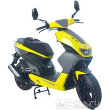Motorro X1 125i Euro4 + 3 letá záruka na motor - barva žlutá