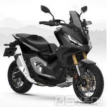 Honda X-ADV E5 - barva černá