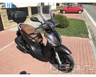 Kymco New People S 125i ABS Euro4 + bonus 3000Kč* - barva hnědá matná