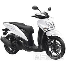 Yamaha Xenter 125 - barva bílá