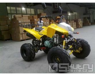 Kingway HASSAN 250 - barva žlutá