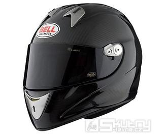 Přilba Bell M4R Carbon Paint Brush - barva černá, velikost XS