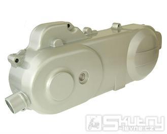 Kryt variátoru, stříbrný 729mm - GY6 50ccm - stav vrácený
