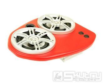Soundboard Red