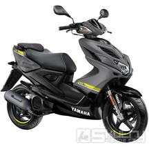 Yamaha Aerox 4 - barva matná šedá