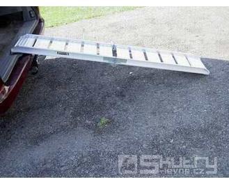 Hliníková nakládací lavice 1,82m
