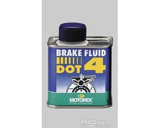 Brzdová kapalina Motorex Brake Fluid DOT 4 - objem 250 g