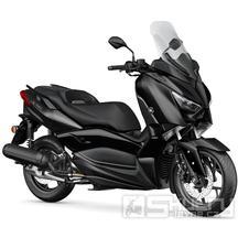 Yamaha X-Max 125 Tech MAX - barva černá