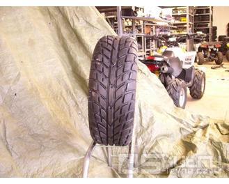 """ALU s pneu - siln. vzorek 21x7-10 10"""""""