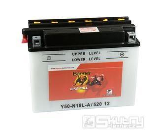 Olověná baterie Banner Y50-N18L-A