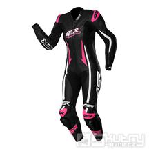Moto kombinéza 4SR Racing Lady Pink