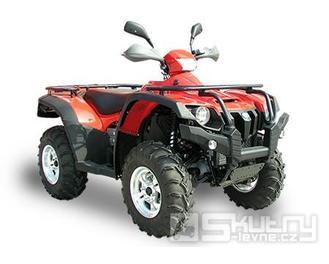 ATV Linhai 550 LH 4x4 - barva červená