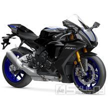 Yamaha R1M - barva černá/modrá