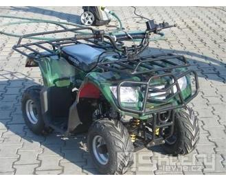 ATV 70 MINITRAPER