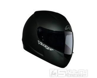 Přilba Lazer VERTIGO all clear AC LX - velikost XS, barva černá matná
