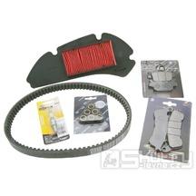Sada pro údržbu motoru a brzd na skútru Honda SH 125i 4T 09-12 JF23