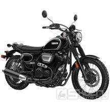 Yamaha SCR950 - barva černá