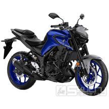 Yamaha MT-03 - barva modrá