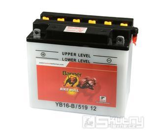Olověná baterie Banner YB16-B