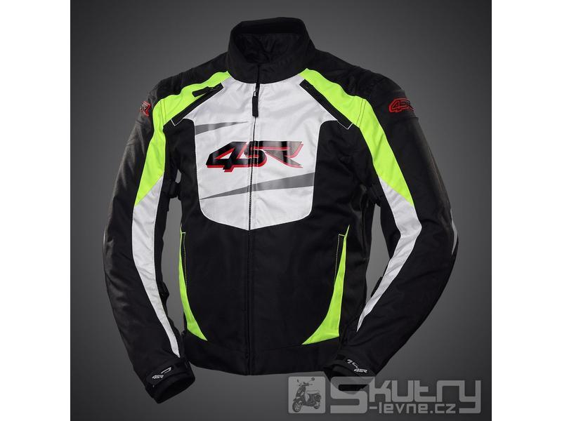 Moto bunda 4SR Stunts - Neon - velikost 48 696d9447a3