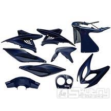 Kapotáž Aerox Nitro - 9 dílů - modrá metaliza